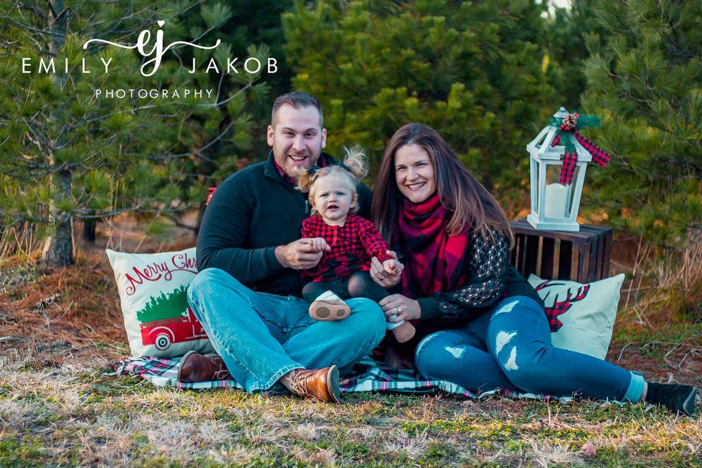 Mini Family Christmas Session