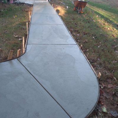Avatar for P&N concrete services.