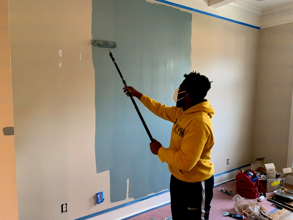 Residential Accent Paint