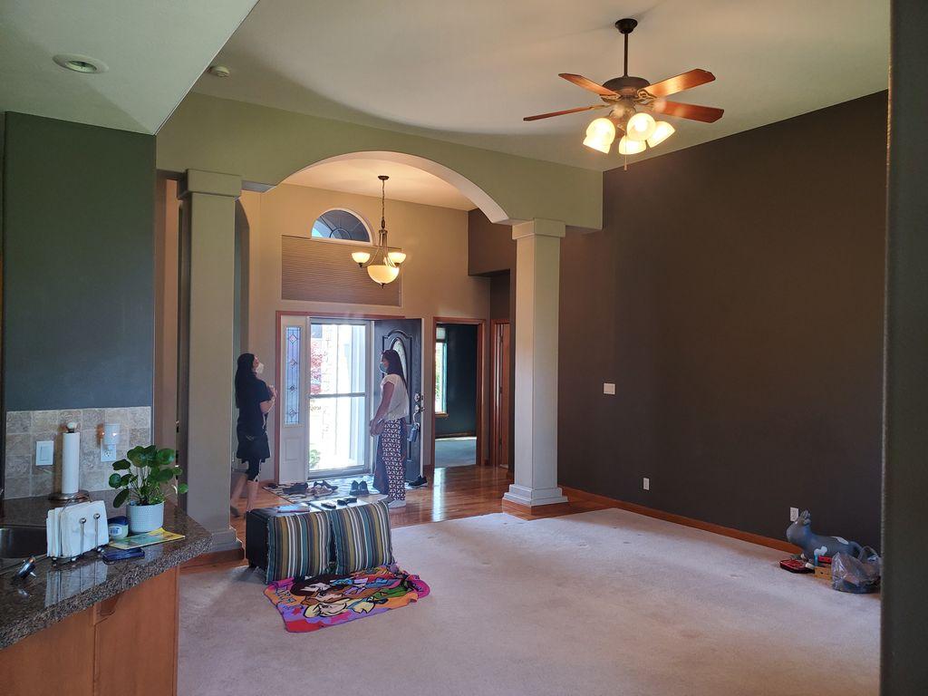 Full interior house