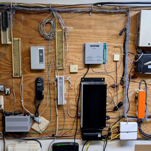 35 Years of Telecom sprawl...