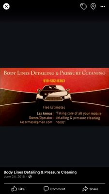 Avatar for Body Lines Detailing & Pressure Cleaning