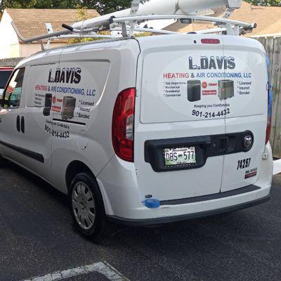 Avatar for L. Davis Heating & Air Conditioning LLC