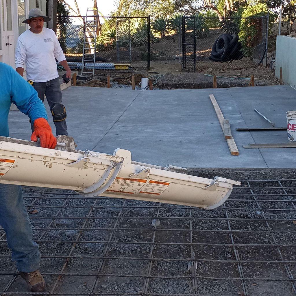 Keith's Concrete & Renovation Service