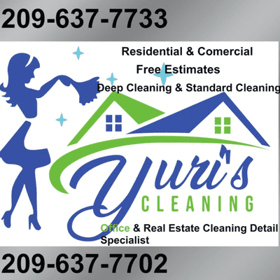 Avatar for YurisCleahouses,offices,gutters,prevention,covi19