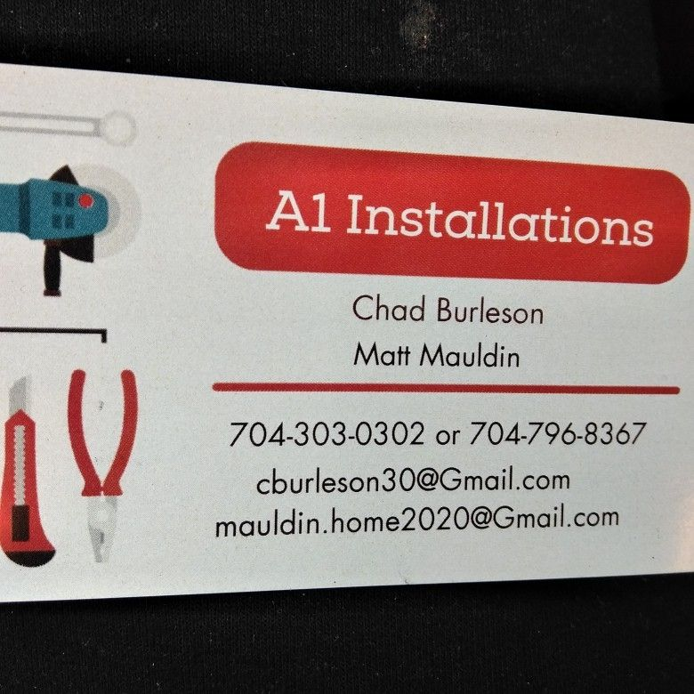 A1 Installations Garage and Electrical Company