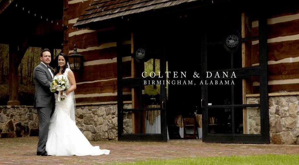 Dana and Colton's Wedding