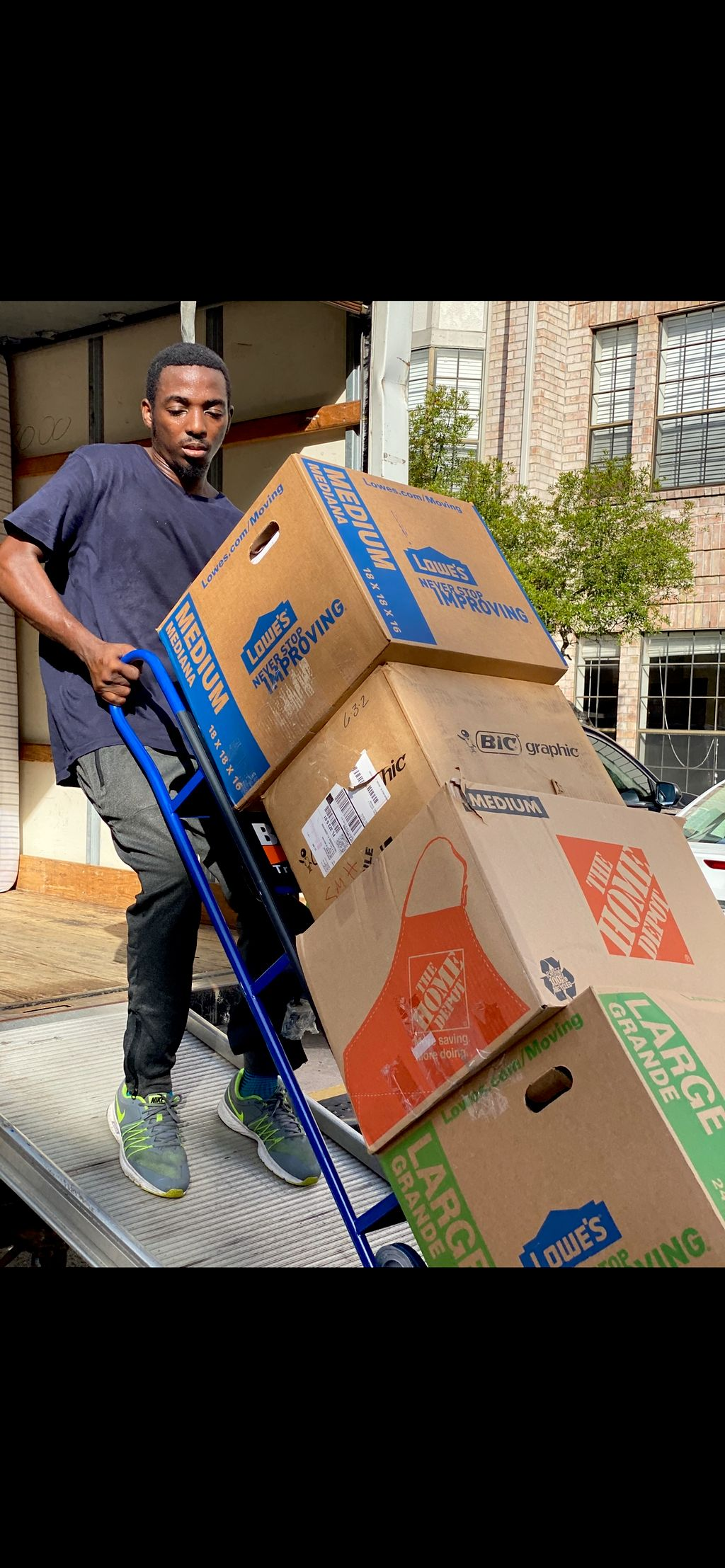 Local Moving under 50 miles  Houston 2020
