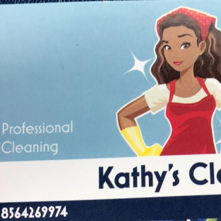 Kathy's cleaning