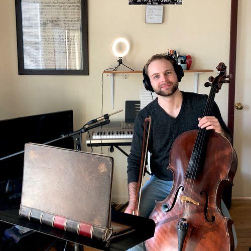 Meet Alex (Online Cello Lessons)