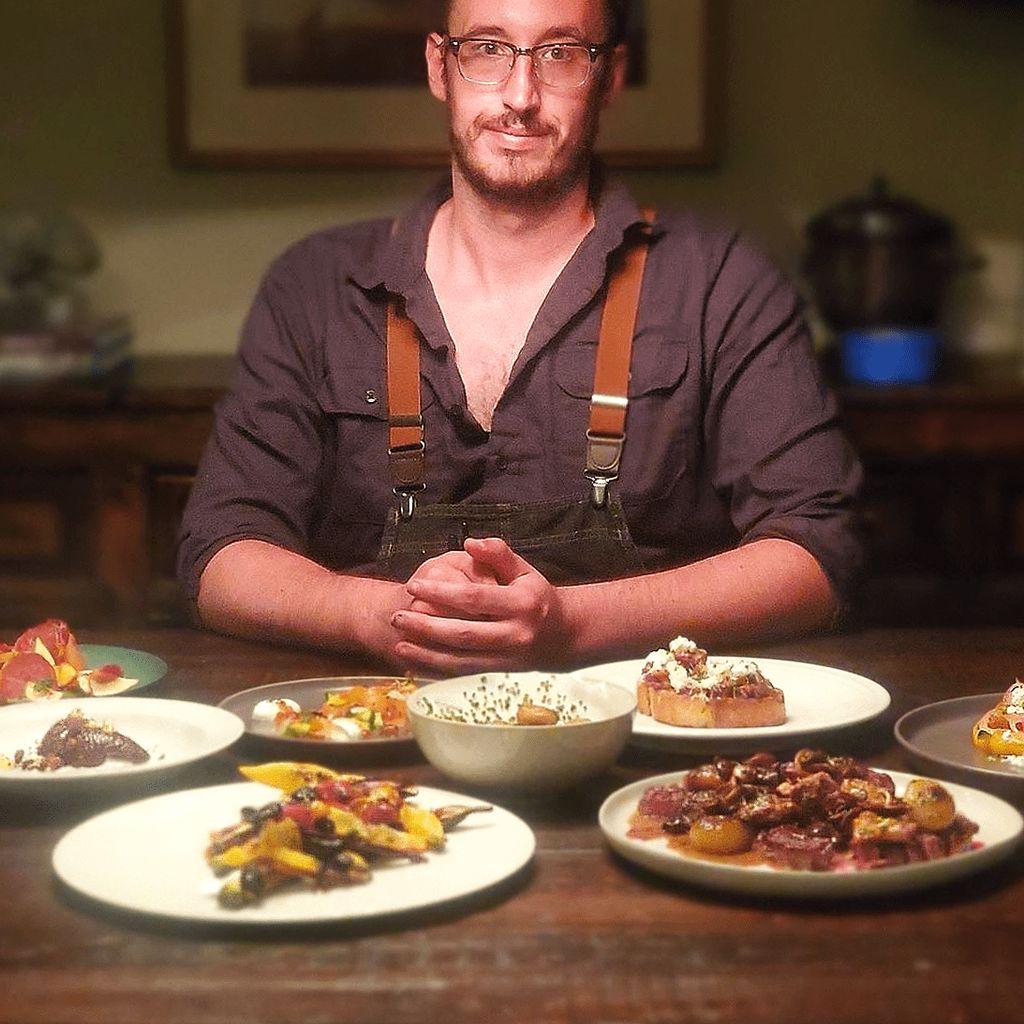 Chef Cody Garber