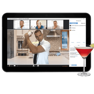 Avatar for Virtual Classes & Mobile On-Site Bartending