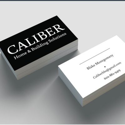 Avatar for Caliber Home and Building Solutions