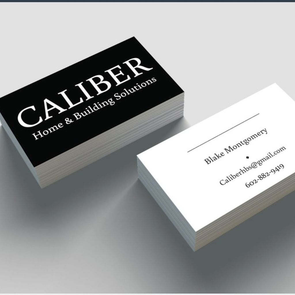 Caliber Home and Building Solutions