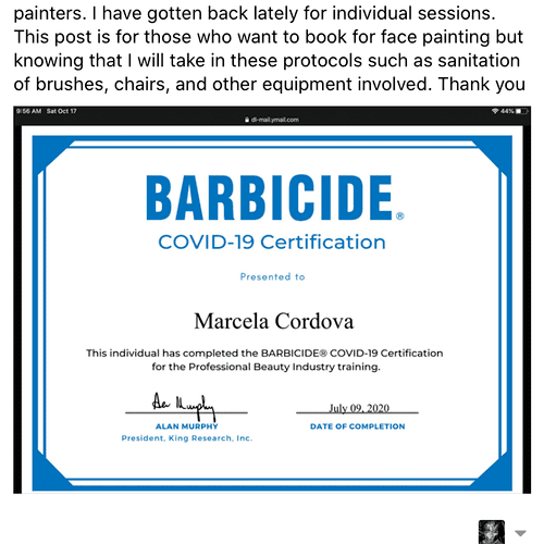 COVID-Precautions