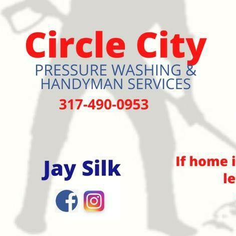 Circle City Pressure Washing/Handyman Services