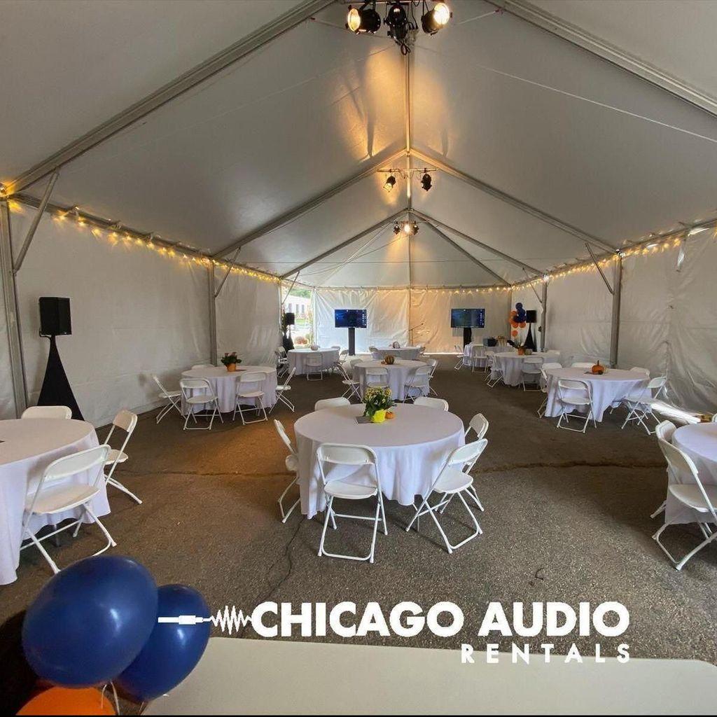 Chicago Audio Rentals