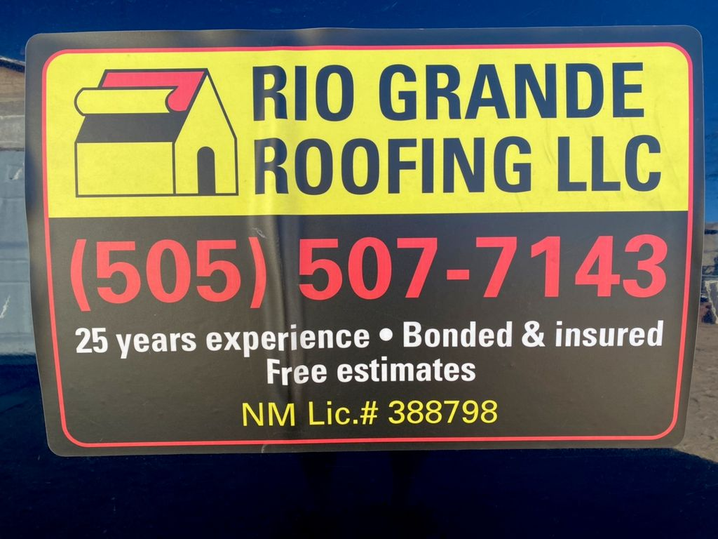 Rio Grande Roofing LLC