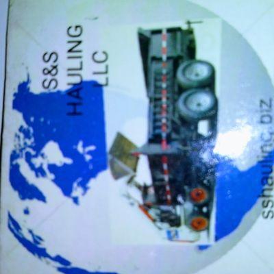 Avatar for S&S hauling LLC.             sshauling.biz