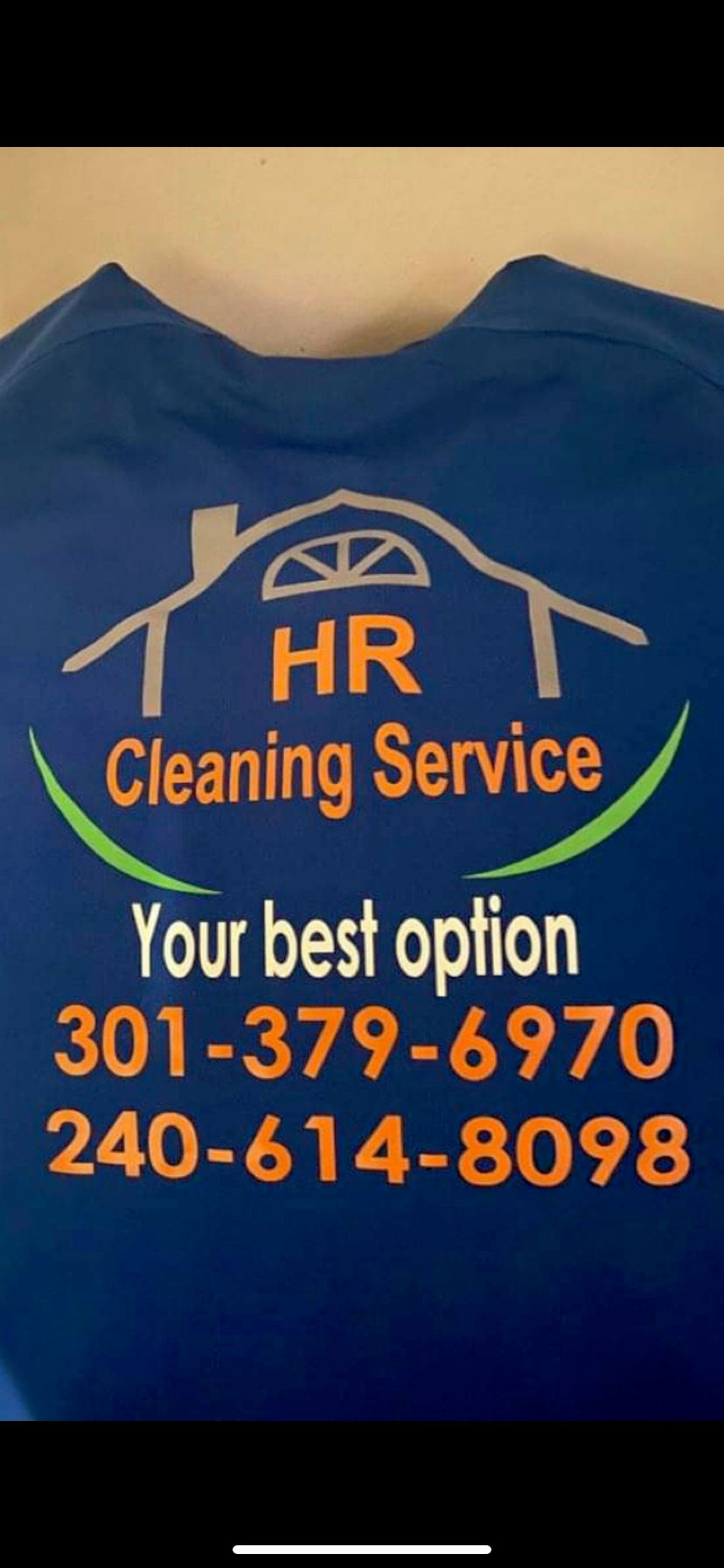 HR cleaning service