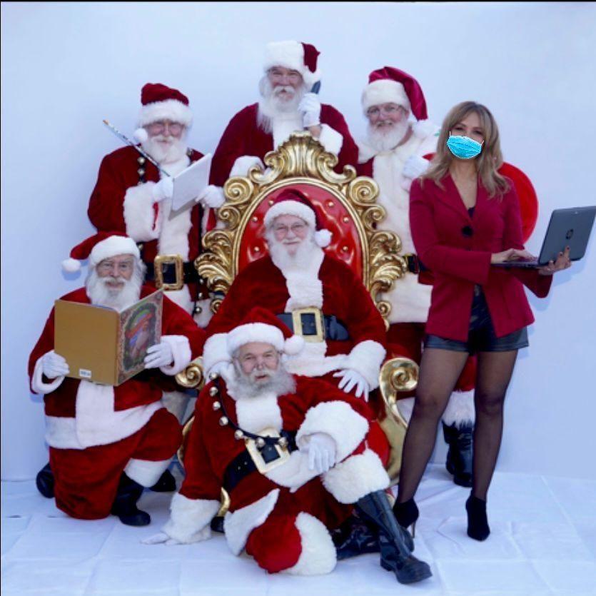 Rent-A-Santa Claus