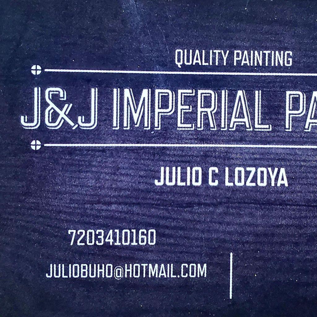 J J IMPERIAL PAINTING LLC