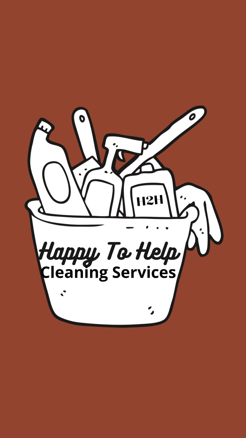Happy To Help Cleaning