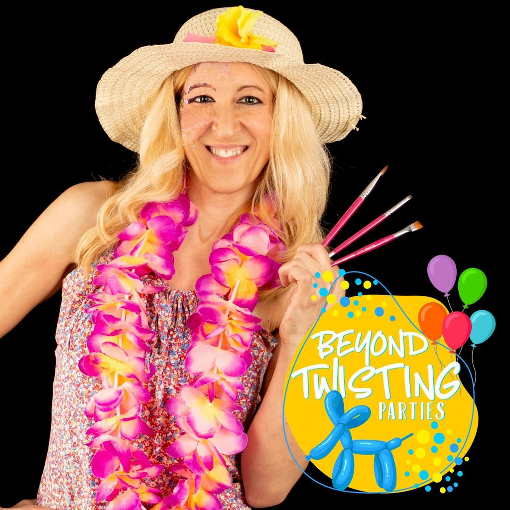 BEYOND TWISTING Parties- Balloons & Face Painting