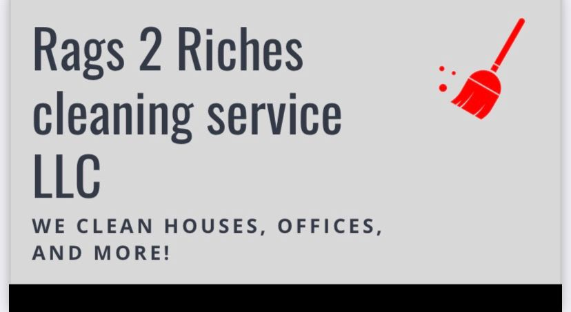 Rags 2 Riches cleaning service