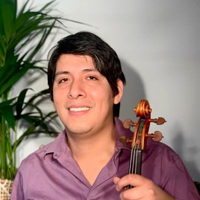Avatar for Jesus Saenz ONLINE Violin Lessons