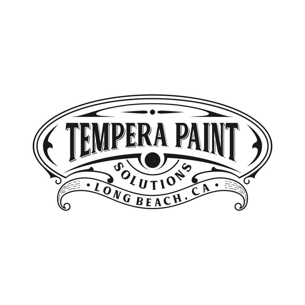 Tempera Paint Solutions