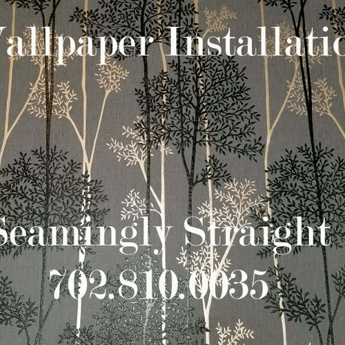 Las Vegas Wallpaper Installation, Paper Hanger, Wall Coverings Install, Papering Contractor 2021.