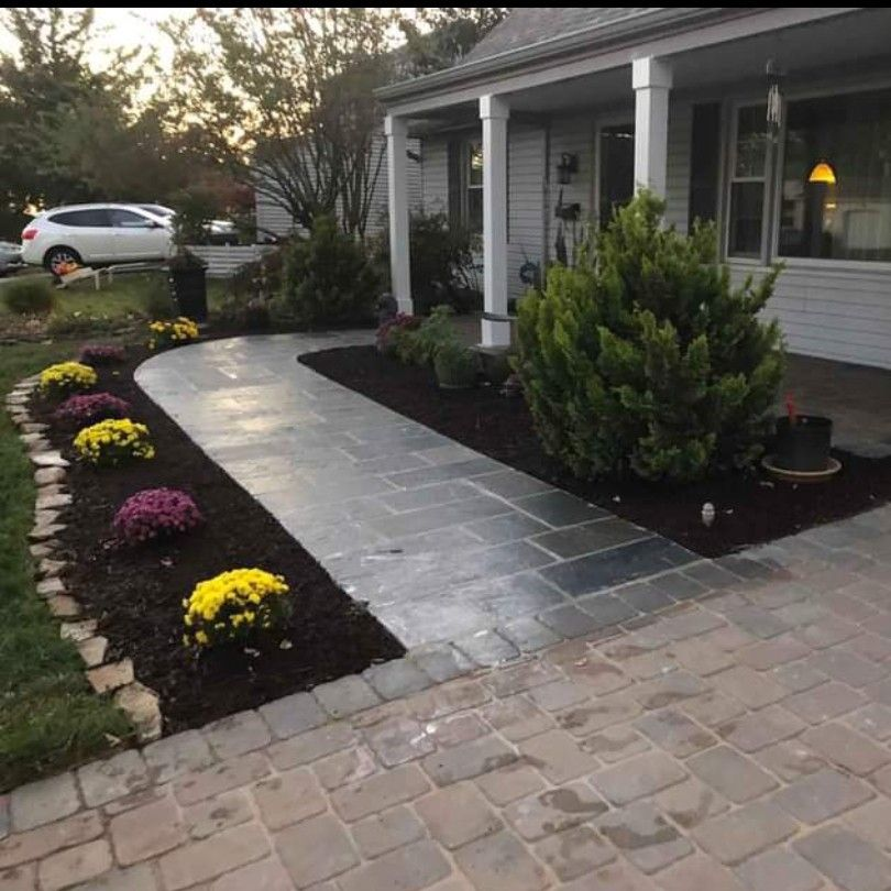 Noel services LL.C Tree servc. & landscaping patio