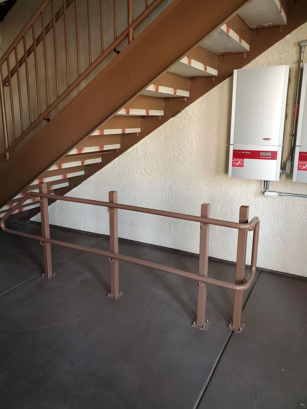 ADA Compliant Railings
