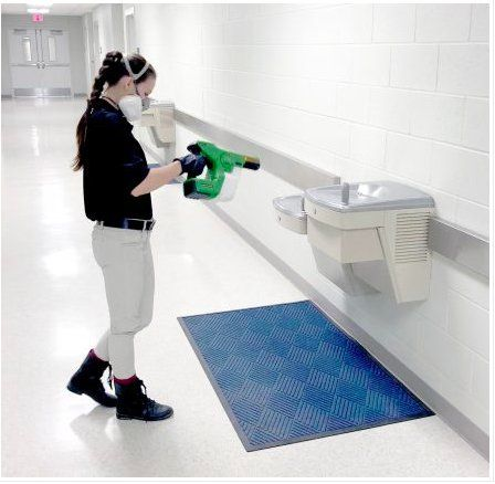 Covid 19 Disinfecting