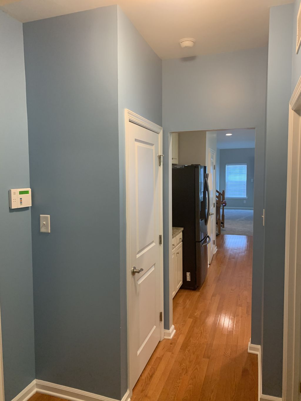 Interior Painting of 4000 sq ft home