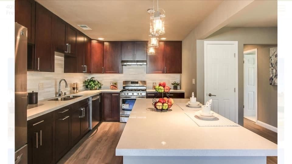 Quick kitchen remodel