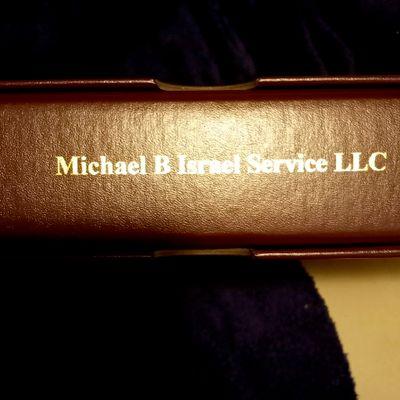 Avatar for MICHAEL B. ISRAEL