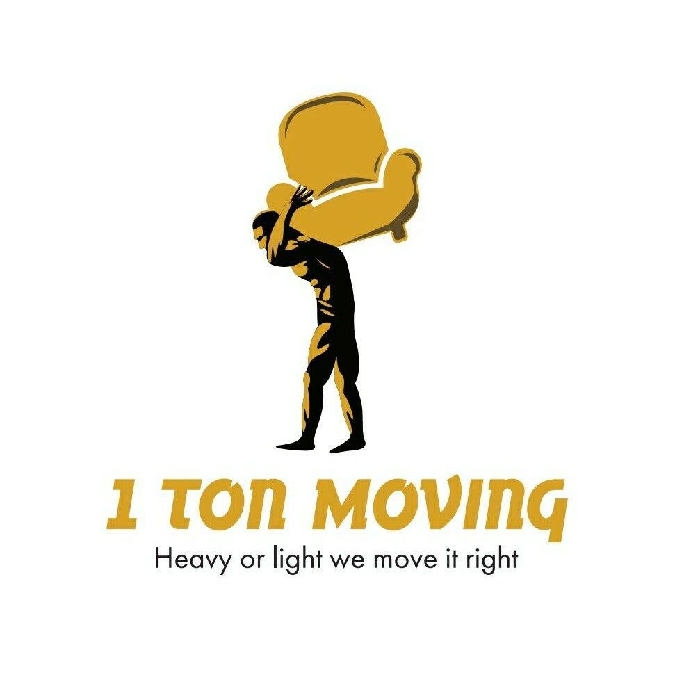 1 TON MOVING LLC