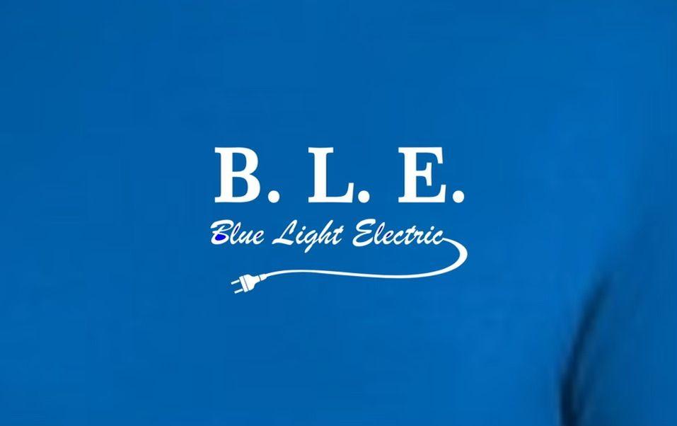 Blue light electric