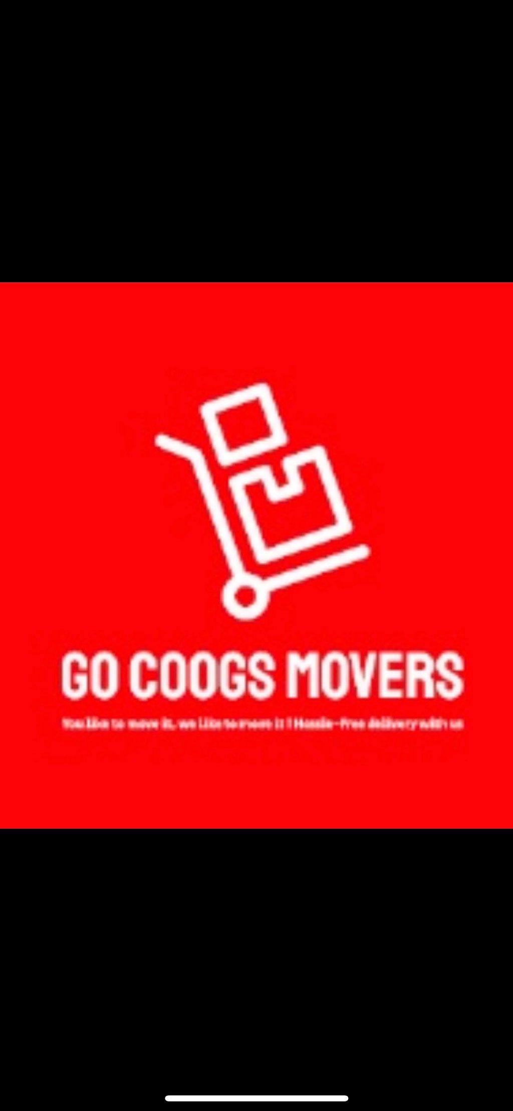 Houston Coogs Movers and Logistics