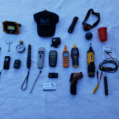 Home Inspection equipment