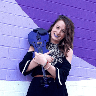 Avatar for Brittany Stockwell, The Purple Violinist Project