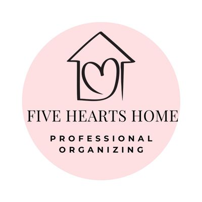 "Avatar for Five Hearts Home- ""Organize and Simplify"""