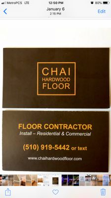 Avatar for Chai Hardwood Floor