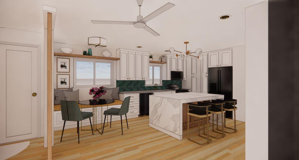 Cereska Kitchen Renovation