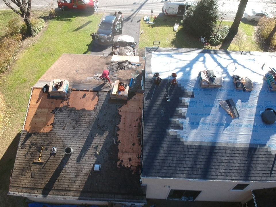 Roof Installation or Replacement - Severna Park 2020
