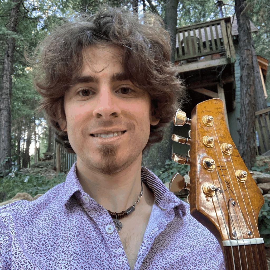 Scotty Bramer Guitar Lessons