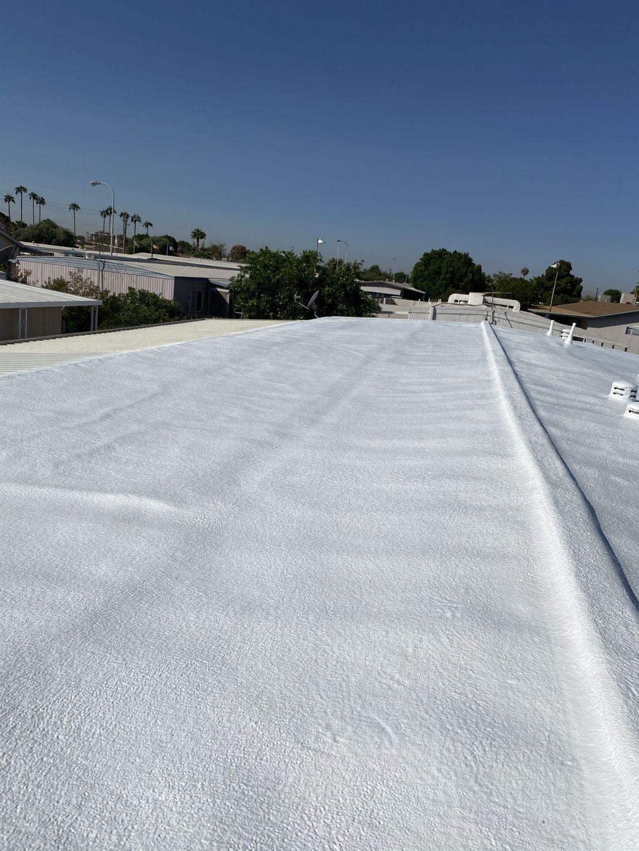 New foam