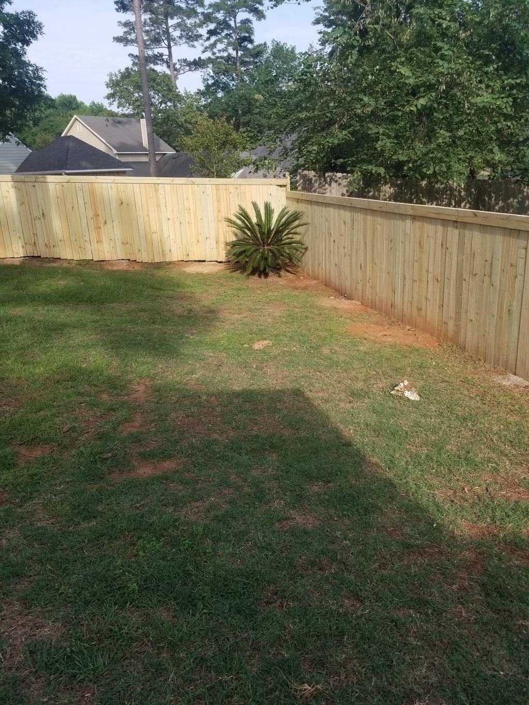 Premium, Capped fence